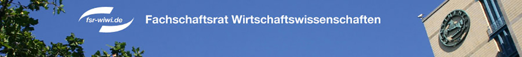 Fachschaftsrat WiWi / WiIng Hannover