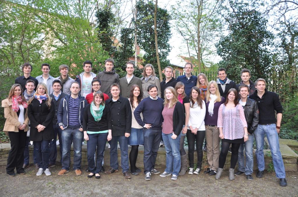 Gruppenfoto2012